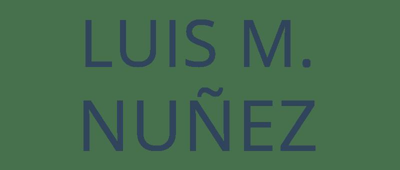 Luis M. Nuñez